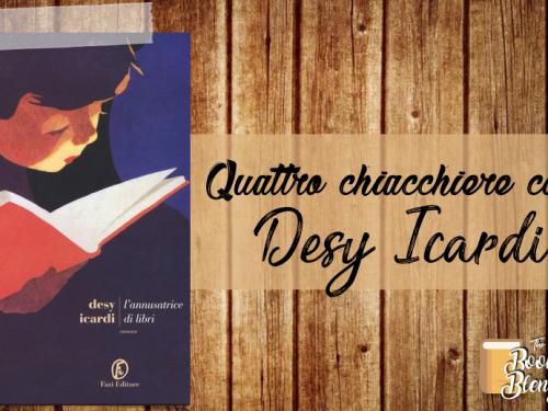 Desy Icardi – quattro chiacchiere con