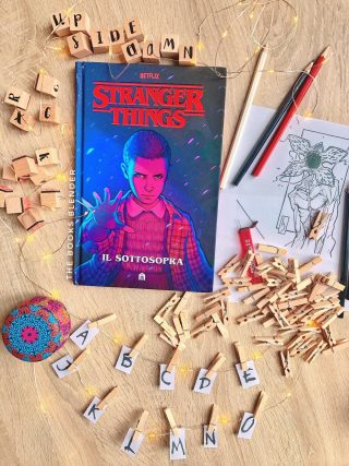Stranger Things graphic novel