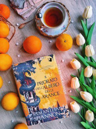 il priorato dell'albero delle arance recensione