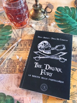 the drunk fury