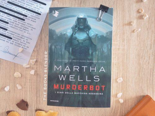 Murderbot. I diari di una macchina assassina