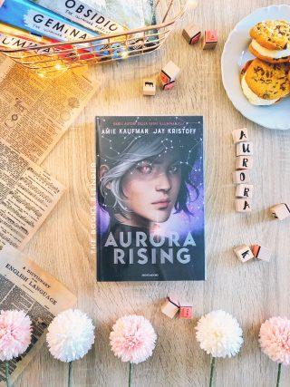 aurora rising recensione
