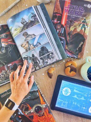 La saga di di Darth Vader fumetto