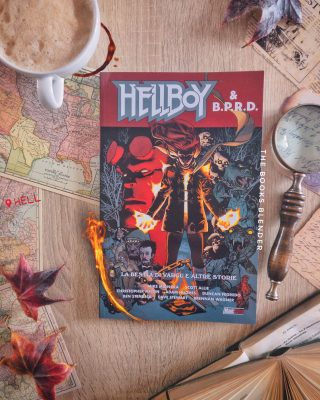 hellboy & B.P.R.D