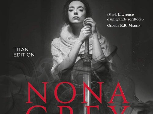 Nona Grey. La trilogia