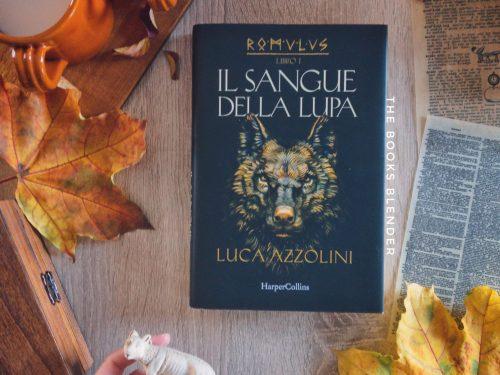 Romulus. Libro uno. Il sangue della lupa