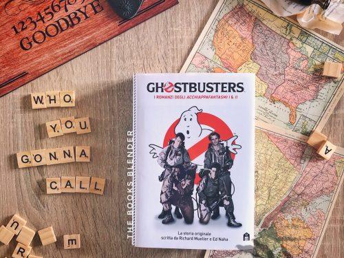 Ghostbusters. I romanzi originali